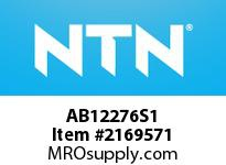 NTN AB12276S1 Extra Small/Small Ball Bearing