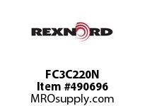 FC3C220N FLANG BLK FC3-C220N 172918