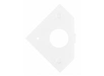 HBL_WDK RAFB4SPTL16 RAFB 4-G SUB-PLATE 16 TWIST LOCK