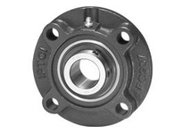 IPTCI Bearing UCFC211-55MM BORE DIAMETER: 55 MILLIMETER HOUSING: 4-BOLT PILOTED FLANGE LOCKING: SET SCREW