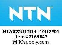 NTN HTA022UT2DB+10D2#01 Ball Brg