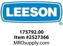175792.00 Drip Cover 56-145T - Dp/Tefc (Leeson)