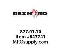REXNORD 877.01.10 FTDP1005-85MM XLG PT XLG1005 85MM WIDE FLAT TOP MATTOP C