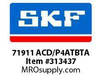 SKF-Bearing 71911 ACD/P4ATBTA