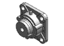 NTN C-UCF207D1 MOUNTED UNIT(CAST IRON)
