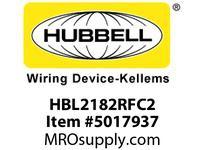 HBL_WDK HBL2182RFC2 RF CTRL HGR FULL CTRLD 20A 5-20R BR