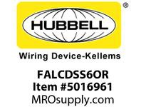 HBL_WDK FALCDSS6OR FIBERADAPTLC DUPLXSCRMTZIRC6/PKOR