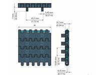 SYSTEMPLAST AA2501723 NGE2190FT-PT-K300 MPB-INCH