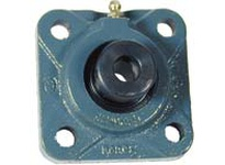 Dodge 125674 F4B-SXR-55M BORE DIAMETER: 55 MILLIMETER HOUSING: 4-BOLT FLANGE LOCKING: ECCENTRIC COLLAR