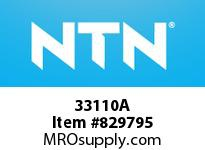 NTN 33110A Small Tapered Roller Bearings