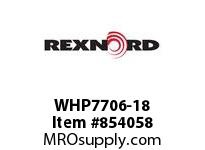 REXNORD WHP7706-18 WHP7706-18 WHP7706 18 INCH WIDE MATTOP CHAIN W