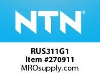 NTN RUS311G1 CYLINDRICAL ROLLER BRG