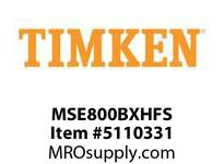 TIMKEN MSE800BXHFS Split CRB Housed Unit Assembly