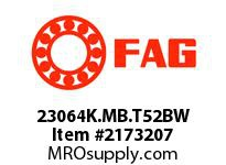 FAG 23064K.MB.T52BW DOUBLE ROW SPHERICAL ROLLER BEARING