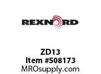 ZD13 DUPLEX HSG & SEAL KIT 6884616