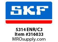 SKF-Bearing 5314 ENR/C3