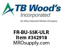 TBWOODS FR-BU-55K-ULR BRAKE UNIT 230V