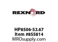 REXNORD HP8506-53.67 HP8506-53.67 HP8506 53.67 INCH WIDE MATTOP CHAIN