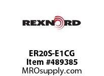 ER20S-E1CG BRG& S.S. ER20S-E1CG 129661