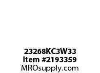 PTI 23268KC3W33 SPHERICAL ROLLER BEARING