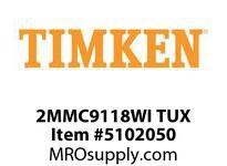 TIMKEN 2MMC9118WI TUX Ball P4S Super Precision