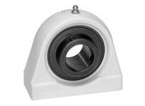 IPTCI Bearing BUCTPA206-19 BORE DIAMETER: 1 3/16 INCH HOUSING: TAPPED BASE HOUSING MATERIAL: POLYMER