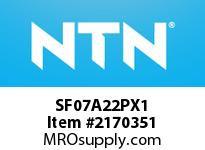 NTN SF07A22PX1 SMALL SIZE BALL BRG(STANDARD)
