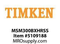 TIMKEN MSM300BXHRSS Split CRB Housed Unit Assembly