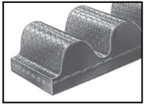 Jason 512-8M-30 HTD TIMING BELT
