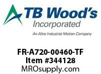 TBWOODS FR-A720-00460-TF CT INV 15HP(ND) 10HP(HD) 240V