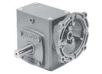 RF738-40-B9-G CENTER DISTANCE: 3.8 INCH RATIO: 40:1 INPUT FLANGE: 182TC/183TCOUTPUT SHAFT: LEFT SIDE
