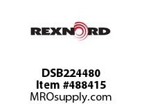 DSB224480 HOUSING DS-B22448-0 5802188