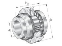 INA ZARF40100LTN Ball screw support bearing