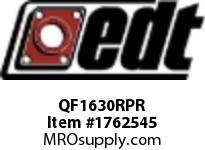 EDT QF1630RPR RADIAL POLY-ROUND(R) BEARING