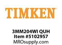 TIMKEN 3MM204WI QUH Ball P4S Super Precision