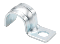"Bridgeport 923-S 1 1/4"" EMT pipe strap"