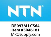NTN DE0978LLCS64 ANGULAR UNIT BEARINGS ANGULAR UNIT BEARING