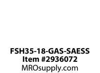 FSH35-18-GAS-SAESS