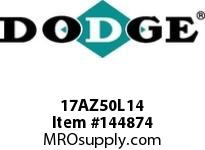 DODGE 17AZ50L14 TIGEAR-2 E-Z KLEEN REDUCER