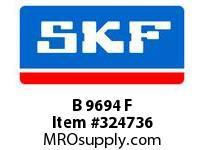 SKF-Bearing B 9694 F