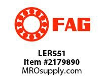 FAG LER551 PILLOW BLOCK ACCESSORIES(SEALS)