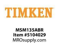 TIMKEN MSM135ABR Split CRB Housed Unit Component
