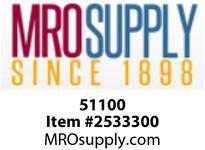 MRO 51100 1 X CL SC80 304SS SEAMLESS