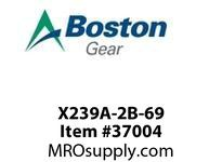 BOSTON 24368 X239A-2B-69 HELICAL GEAR
