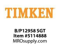 TIMKEN B/P12958 SGT Ball Housed Unit, Non-standard