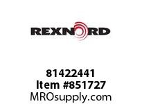 REXNORD 81422441 WHP1505-23.25 F2 T10P SP CONTACT PLANT FOR ACCURATE DESCRIPT