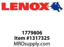 Lenox 1779806 T2 ACCESSORIES 7L SELF EJECT ARBOR