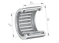 INA SCE1212 Drawn cup needle bearing