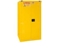 Durham 1060S-50 FSC 60 GAL. 2 SC DR 34^X34^X66-3/8^ #50 YEL
