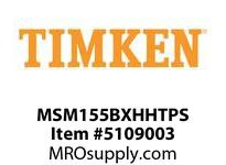 TIMKEN MSM155BXHHTPS Split CRB Housed Unit Assembly
